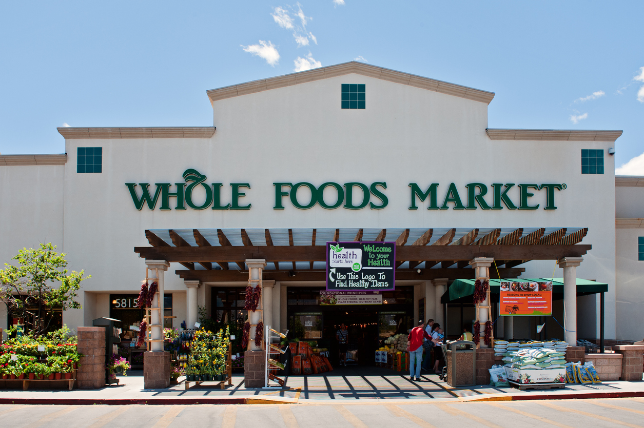 Whole Foods Market Natural and Organic Grocery Store